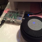 Raspberry PiにBluetoothスピーカーをつなぐ。TaoTronics TT-SK03(B)