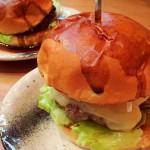 happy burger ハッピーバーガー。キッズルームも完備、すくすくチケットもOK 大山店