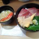 魚屋さんの鮮魚を頂こう!渡辺寿司 大山