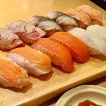 1貫88円セールで寿司をたくさん食べよう!中トロ88円!すし三崎丸 仲宿