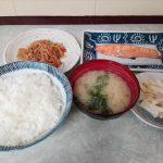 60年愛される定食屋さん。これぞ家庭の味。500円の日替わり定食 一龍食堂 板橋氷川町