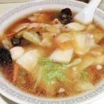 板橋区仲宿の街の中華料理屋さん 北京飯店。ラーメンが美味しい!